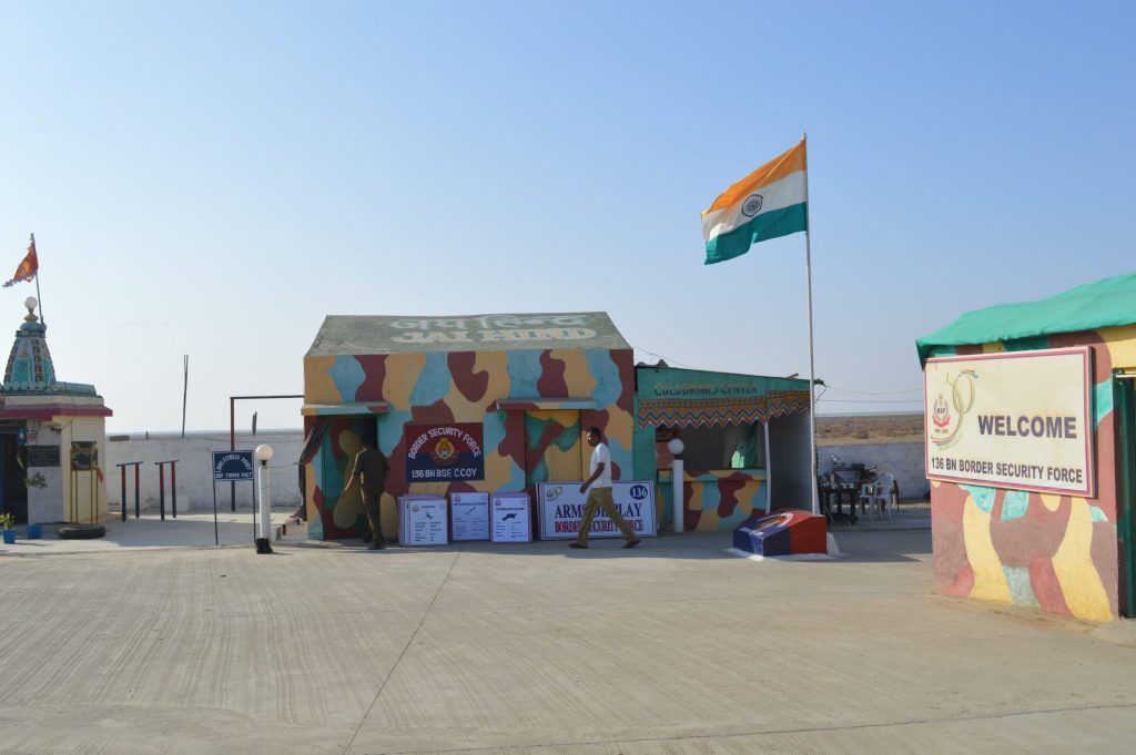 BSF Check Post Rann Of Kutch
