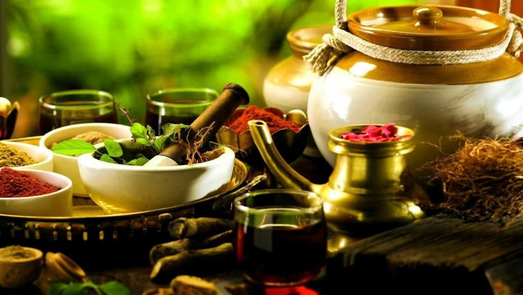 products from the ayurvedic resorts in kerala